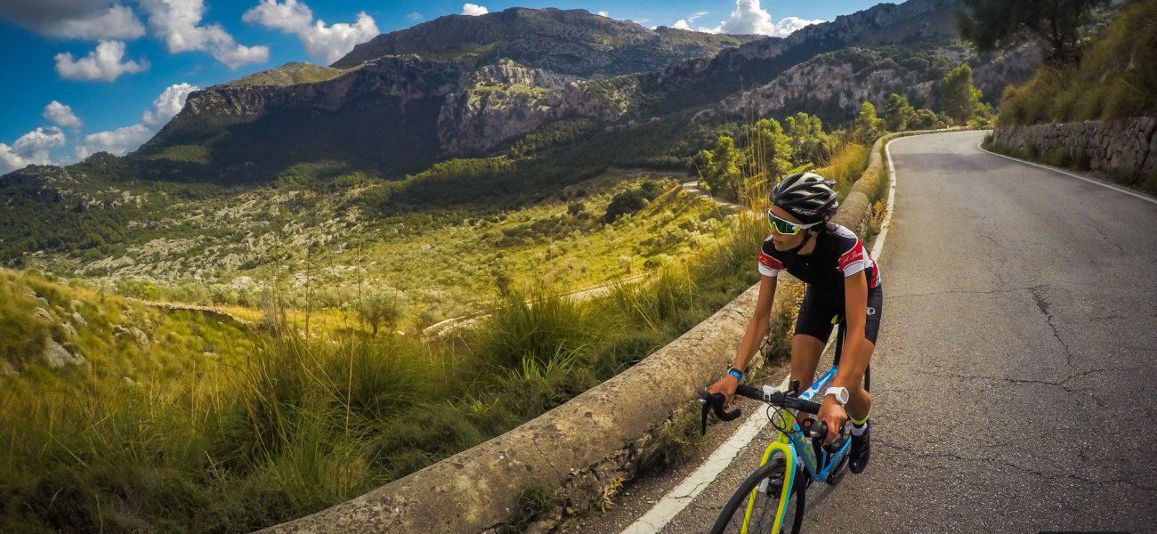 teneryfa, trening kolarski, kolarz, dziewczyny na rowerach, girls on bikes, roztrenowanie, forma kolarska