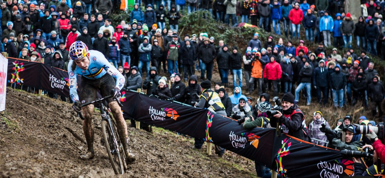 2018 UCI Cyclo-Cross World Championships Valkenburg - Limburg day 2 - Cat. Mens Elite Wout Van Aert